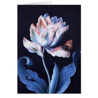 Barbara Regina Dietzsch: Parrot Tulip Card