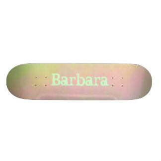 Barbara Skateboard Deck