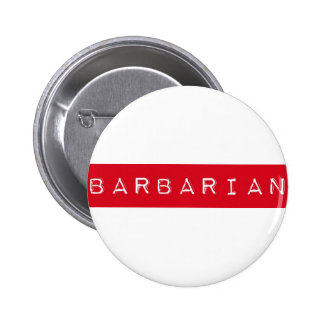 Barbarian Label Button II