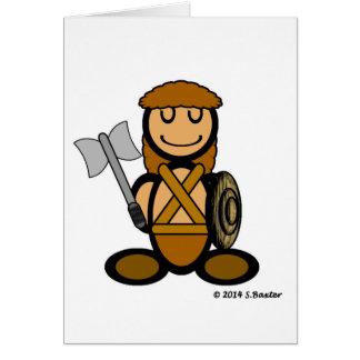 Barbarian (plain) cards