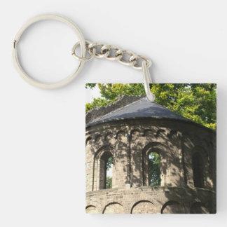 Barbarossa Ruins Nijmegen Acrylic Key Chains