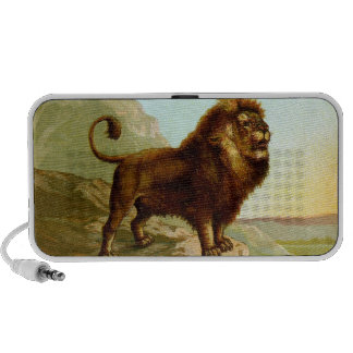 Barbary Lion PC Speakers