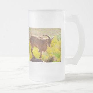 Barbary sheep mug