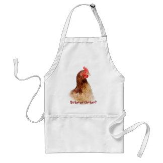 Barbecue Chicken Apron