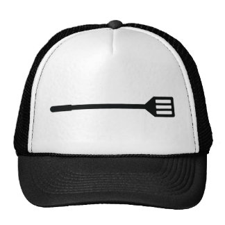 barbecue cutlery icon trucker hats