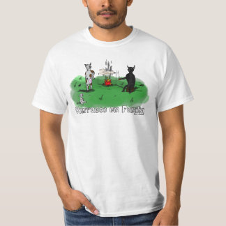 Barbecue in Family T-Shirt