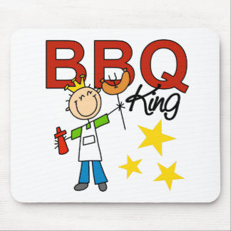 Barbecue King Mousepad