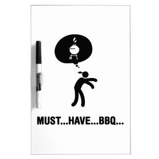 Barbecue Lover Dry Erase Boards