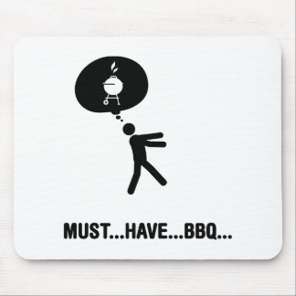 Barbecue Lover Mouse Pads