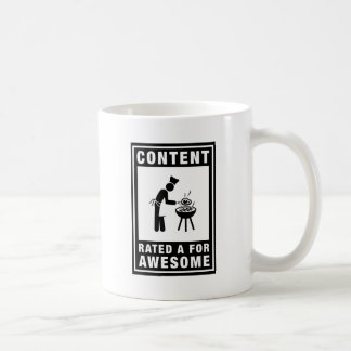 Barbecue Coffee Mugs
