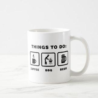 Barbecue Coffee Mug