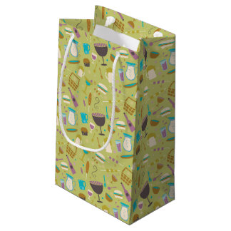 Barbecue Pattern Small Gift Bag