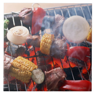 Barbecue Tile