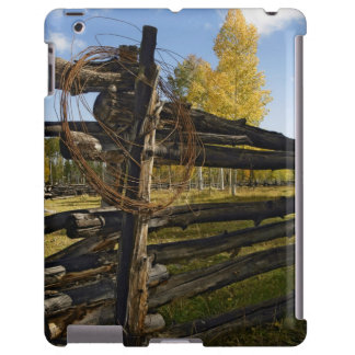Barbed Wire iPad Case