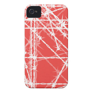 Barbed Wire iPhone 4 Case-Mate Case
