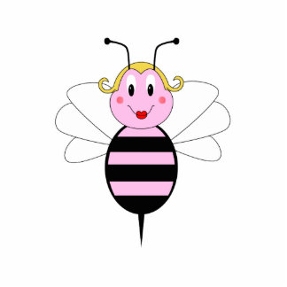 BarBee Bumble Bee Ornament Cut Outs