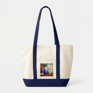 Barber - Blueberry flavored, thanks for asking Tote Bag