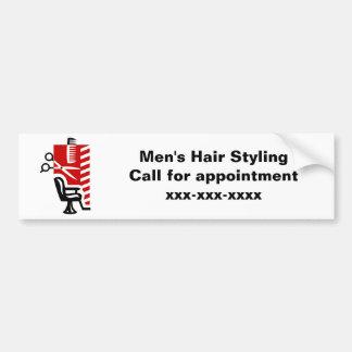 Barber Bumper Sticker