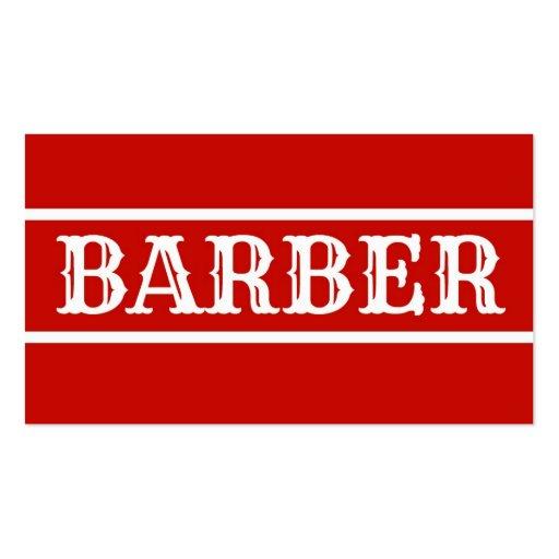 barber logos business cards - photo #8