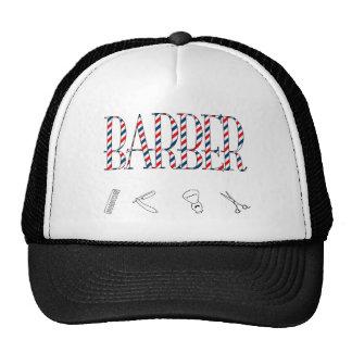 Barber Cap