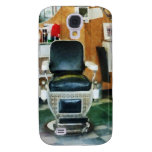 Barber Chair Front View Galaxy S4 Cover