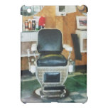 Barber Chair Front View iPad Mini Cases