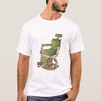 Barber Chair T-Shirt