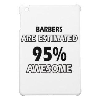 barber Designs iPad Mini Covers