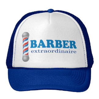Barber Extraordinaire Cap