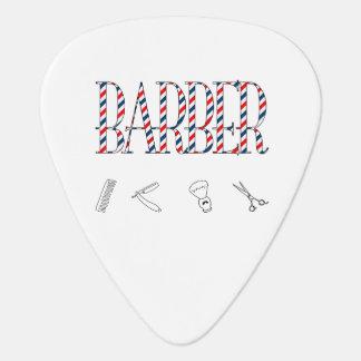 Barber Guitar Pick