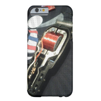Barber Hair Clippers iPhone 6 case Barely There iPhone 6 Case