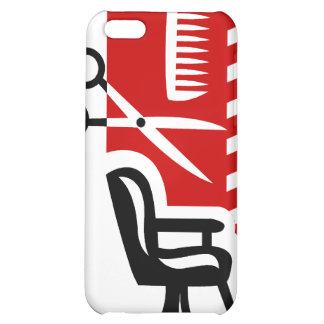 Barber Case For iPhone 5C