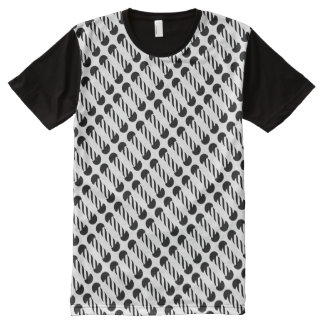 barber pole All-Over print T-Shirt