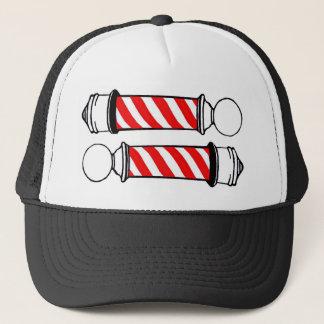 Barber Poles Trucker Hat