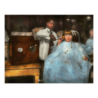 Barber - Portable music player 1921 21.5 Cm X 28 Cm Flyer