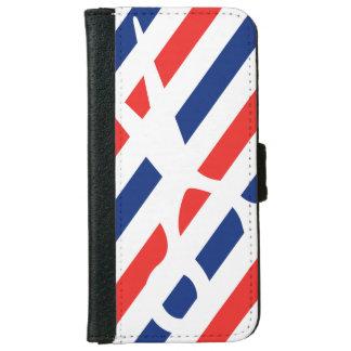 Barber Scissors iPhone 6 Wallet Case