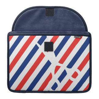 Barber Scissors MacBook Pro Sleeve