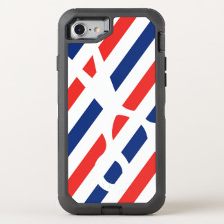 Barber Scissors OtterBox Defender iPhone 7 Case