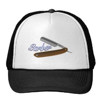 Barber Shave Cap