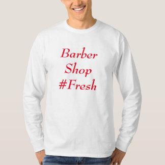 Barber Shop #Fresh T-Shirt