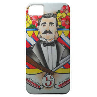 Barber Shop Phone Case Barely There iPhone 5 Case