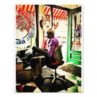 Barber Shop Art Photo