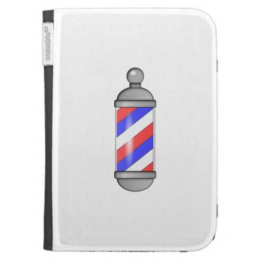 Barber Shop Pole Cases For The Kindle