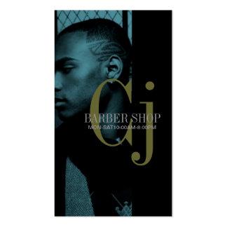 Barber Shop, Salon Business Card