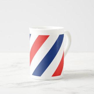 Barber Stripes Tea Cup