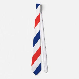 Barber Stripes Tie