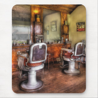 Barber - The Barber Shop II Mouse Pad