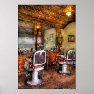 Barber - The Barber Shop II Print