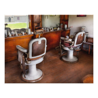 Barber - The Hair Stylist 21.5 Cm X 28 Cm Flyer