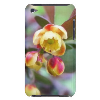 Barberry Flowers Barely There iPod Cover